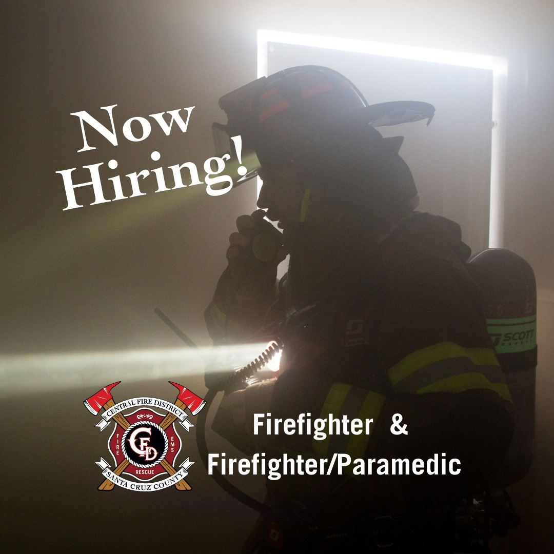 Hiring Firefighters and Paramedics