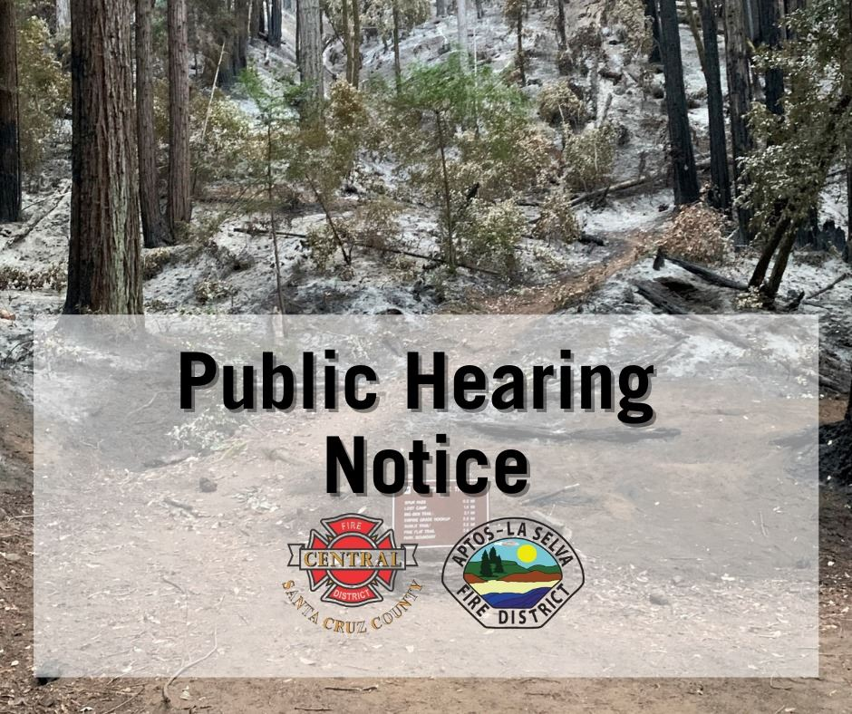 Trees- publilc hearing notice