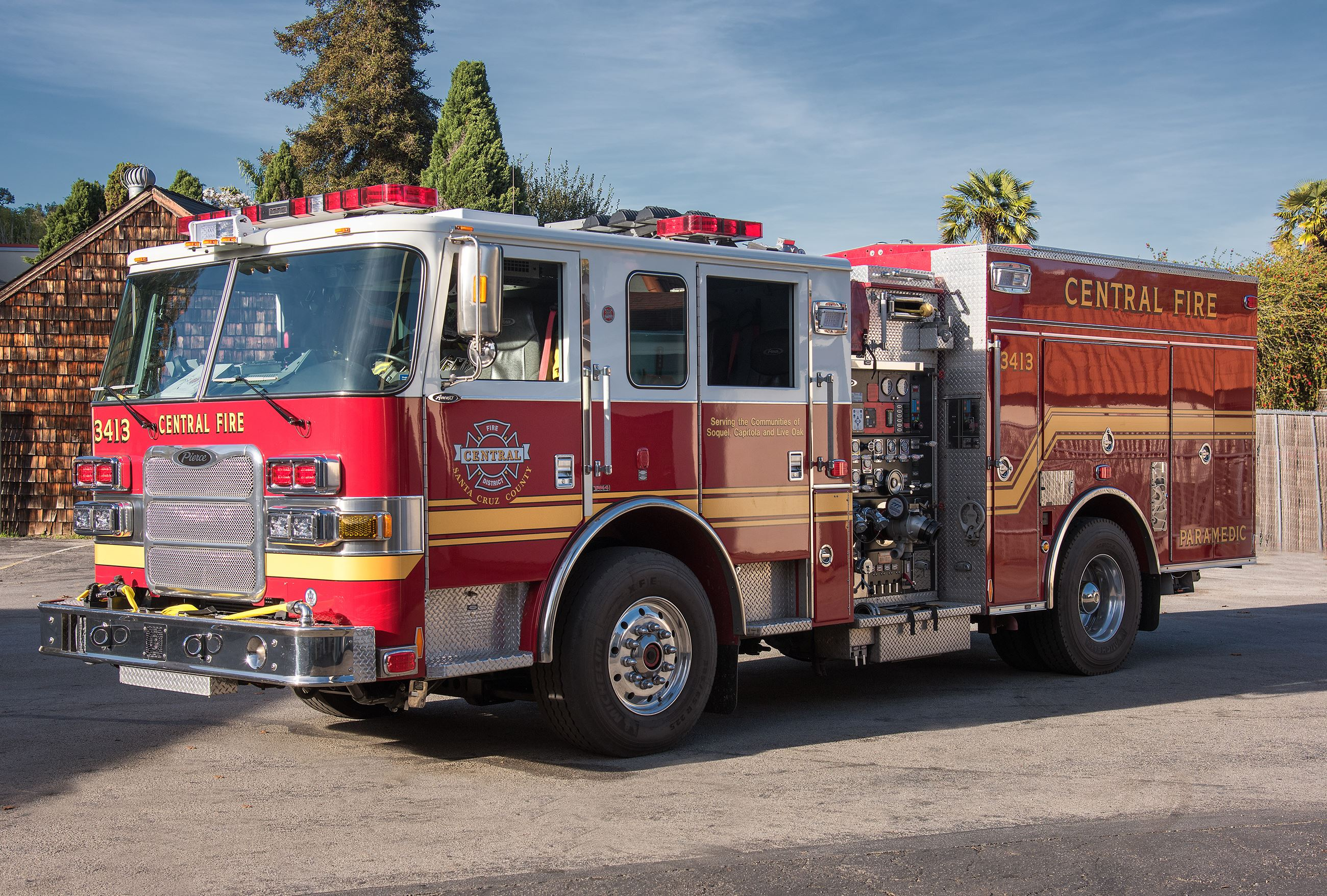 Station 1 - Aptos